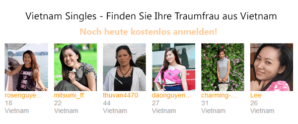 Vietnam single frauen