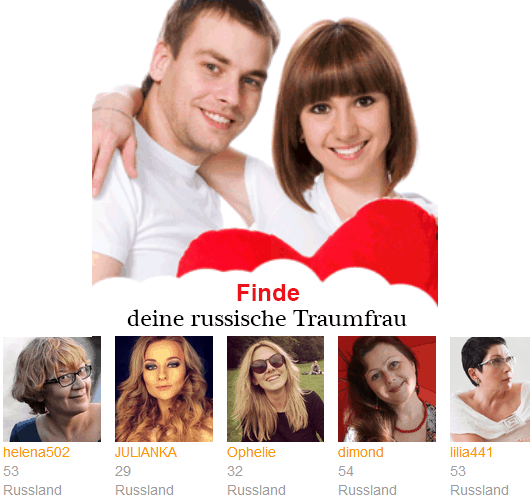 Single frauen russland
